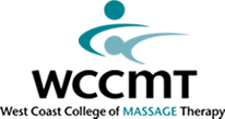 West Coast College of Massage Therapy logo 2014
